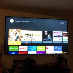 SONY XBR 930 - LED Smart TV for Sale in Dunn Loring, VA