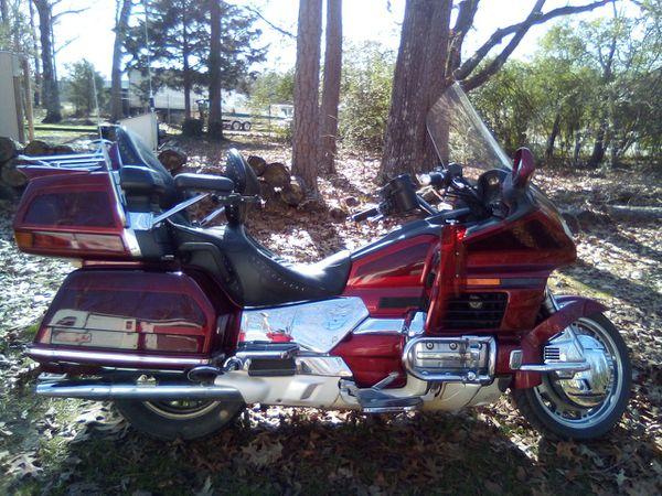 1994 honda goldwing 1500 25th anniversary