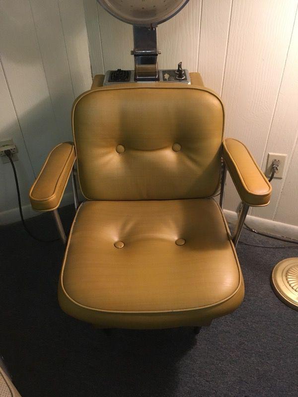 vintage beauty salon hair dryer chair nice for sale in cranston ri