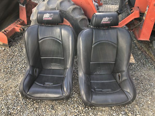 Rhino front suspension seats and rear bench seat for Sale in Riverside, CA  - OfferUp