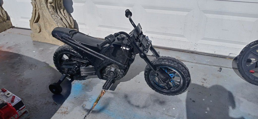 Photo Motorcycle Bike