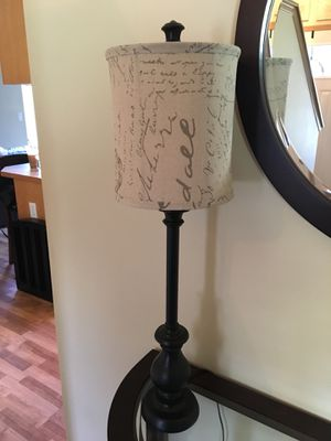 Lamp for Sale in Puyallup, WA