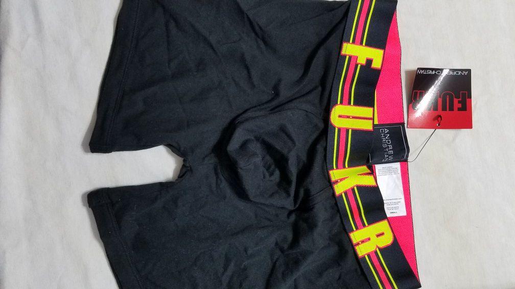 Andrew Christian Brand Underwear