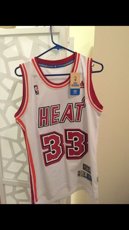 Brand New Alonzo Mourning NBA Jersey Size S for Sale in Conway ... f2fded9c6253