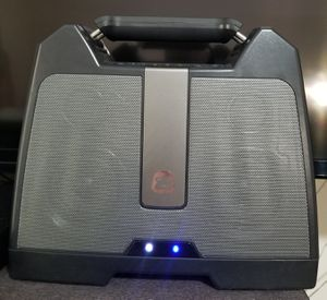 Speak bluetooth high definition, mega bass for Sale in Southborough, MA