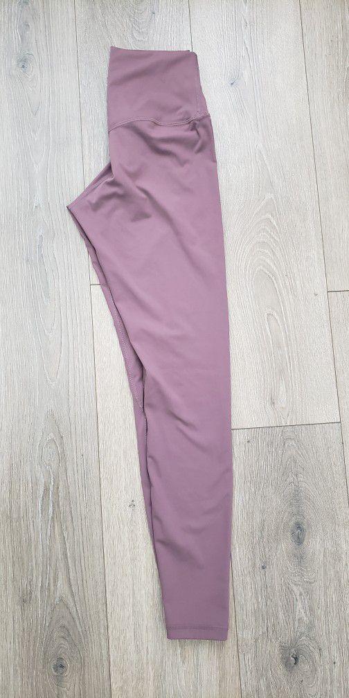 Light Purple Yoga Leggings