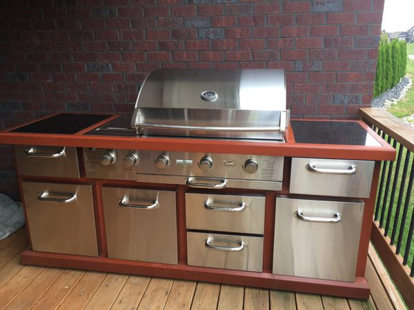 Member S Mark Professional Barbeque Gas Grill For Sale In