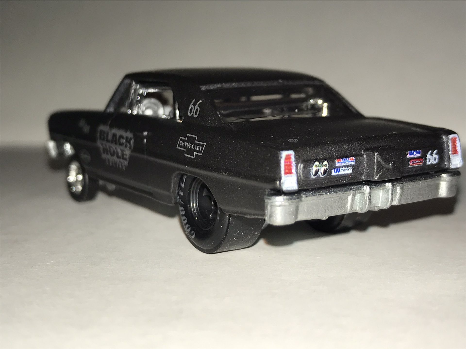 Hot wheels 66 chevy nova