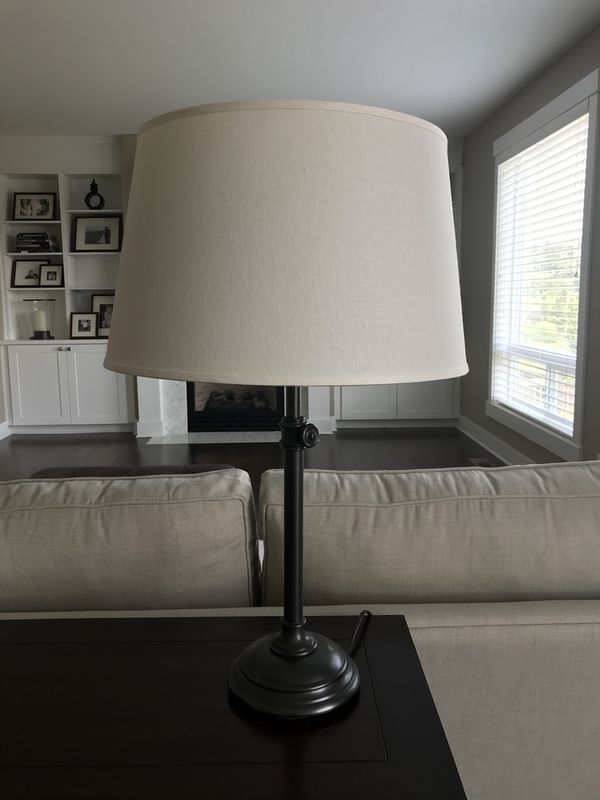 Pottery barn chelsea table lamp for sale in kirkland wa offerup aloadofball Choice Image