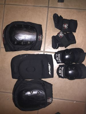 Roller derby pads for Sale in Irving, TX