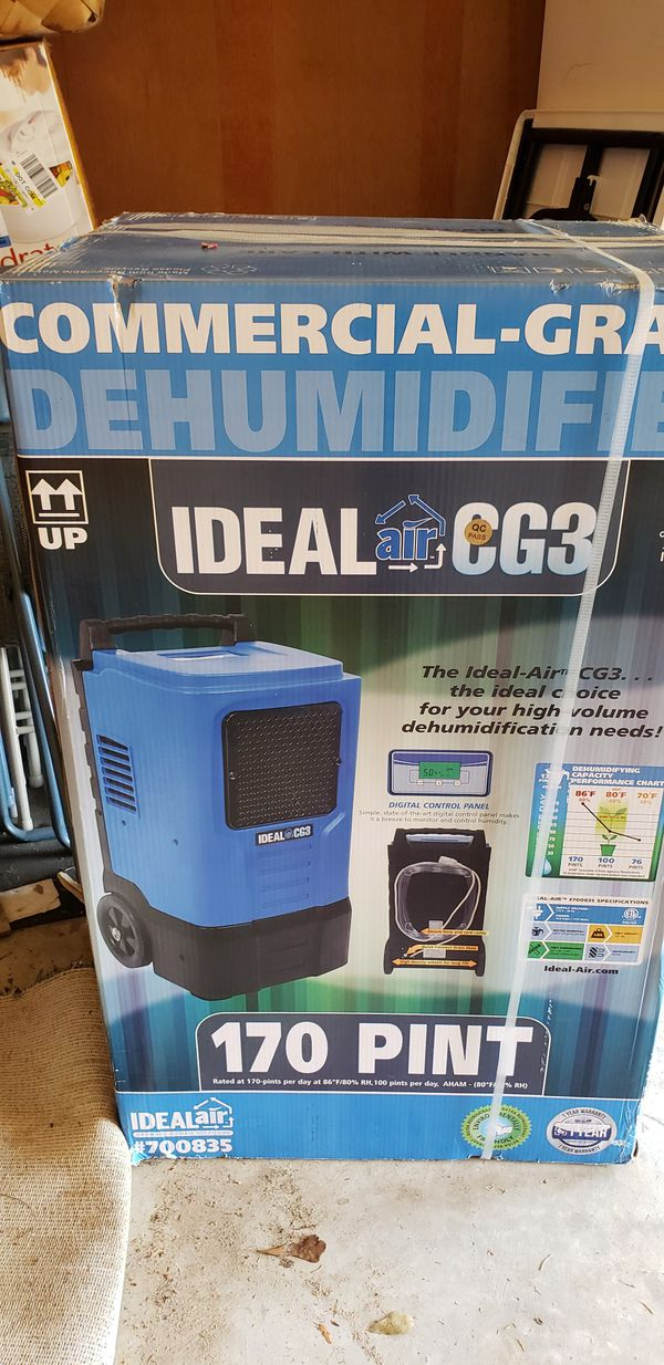 New and Used Dehumidifier for Sale in Greenville, NC - OfferUp