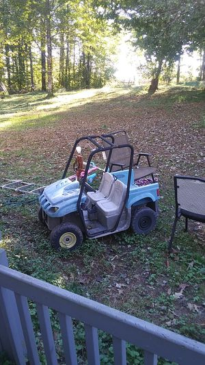 Power wheel go kart for Sale in Farmville, VA