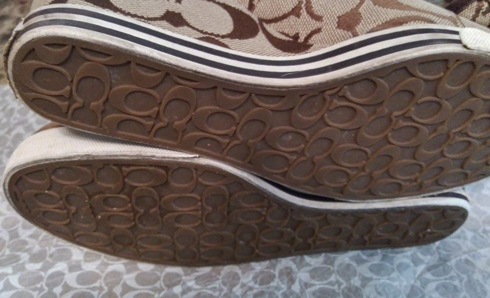 Coach Sweetie Shoes