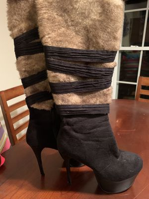 New and Used Fur boots for Sale in Hartford, CT OfferUp