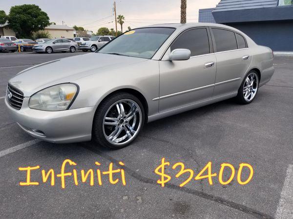 2002 Infiniti Q45 Clean Title For Sale In Las Vegas Nv