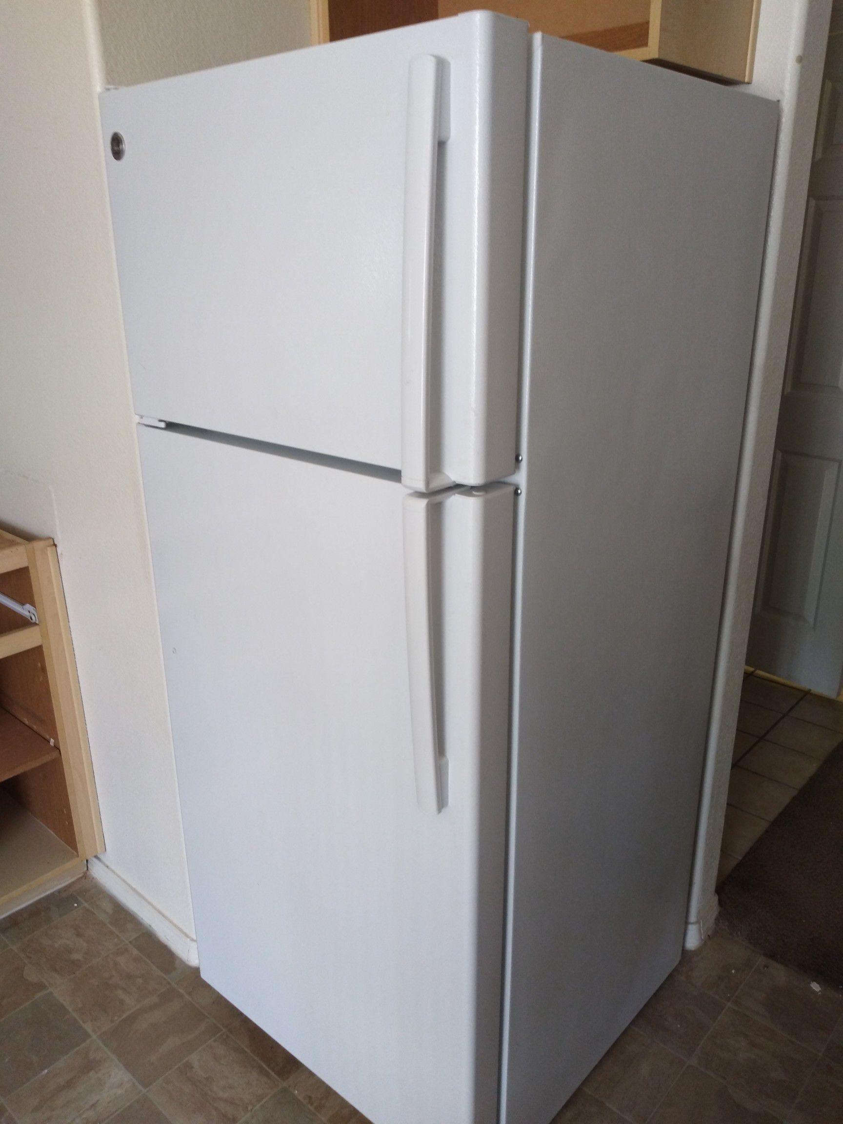 2018 model GE refrigerator