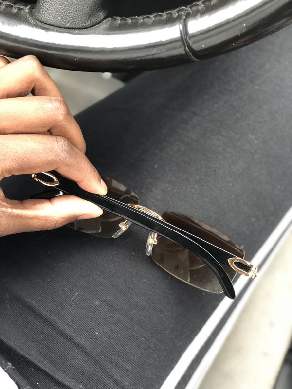 0a738581ab8b Cartier Buffalo Horn Glasses for Sale in Dayton