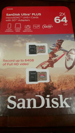 1 64GB sandisk for Sale in Hawthorne, CA