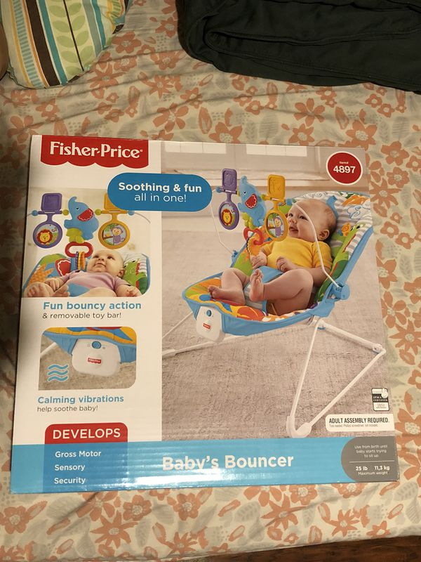 Fisher Price Baby Bouncer For Sale In San Jose Ca Offerup