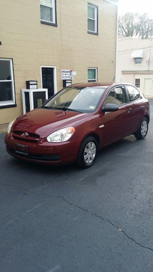 2007 Hyundai Accent GS 2Doors for Sale in Warrenton, VA