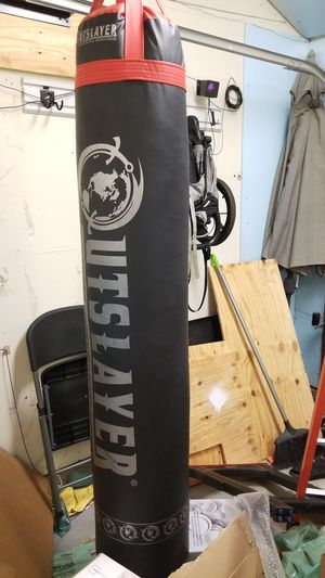 Punching Heavy Bag Outslayer Kickboxing for Sale in Alexandria, VA