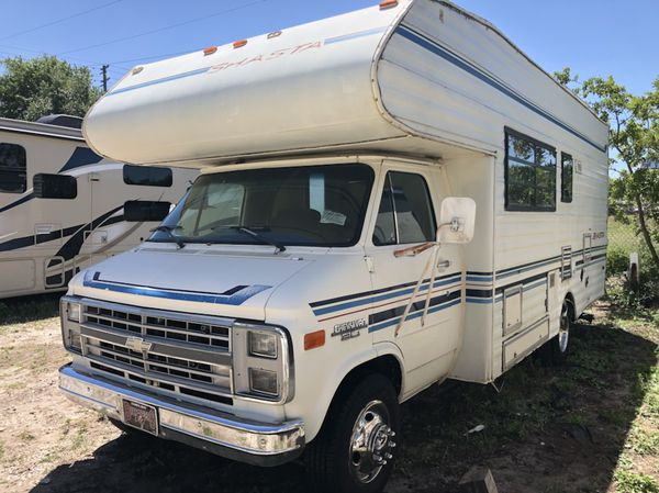 1990 Chevy Shasta Class C 23ft Motorhome For Sale In Hudson FL