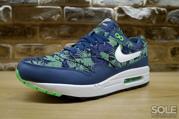 new concept 3beee beb3f Nike air max 1 gpx floral 10.5