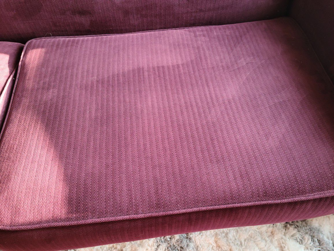 """Firm Like NEW. COUCH - SOFA 6'7"""""""