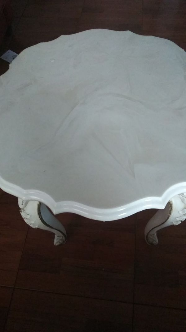 Marble Antique End Table For Sale In Fort Lauderdale Fl