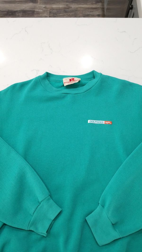 wholesale dealer 82467 7b868 Miami Dolphins throwback Sweater for Sale in Miramar, FL - OfferUp