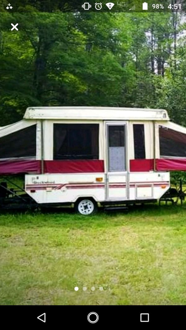 Popup camper for Sale in Enfield, NH - OfferUp
