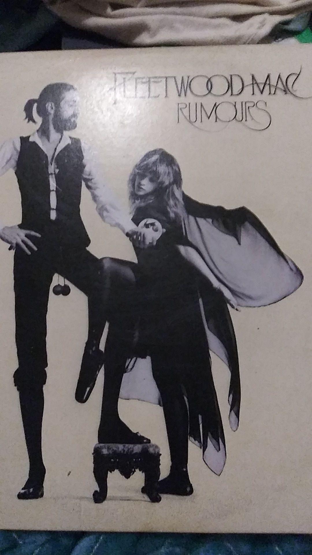 Fleetwood mac vinyls