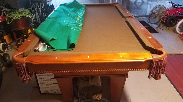 Pool Table Fat Cat Ft Accuslate For Sale In Duncanville TX OfferUp - Accuslate pool table