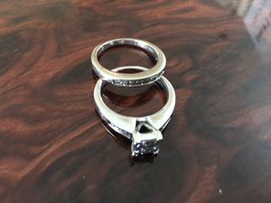 Wedding band and engagement rings for Sale in Orlando, FL