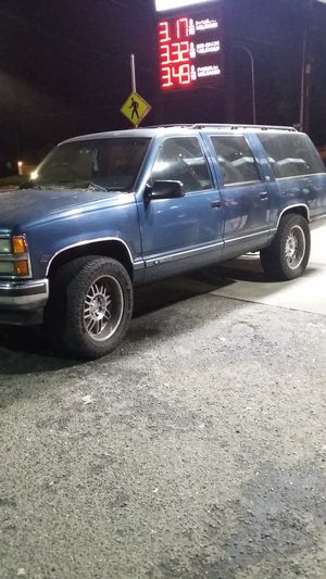 2002 chevy suburban for sale in tacoma wa offerup for My town motors auburn wa