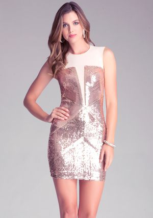 Brand New BEBE Sequin Dress for Sale in Rockville, MD
