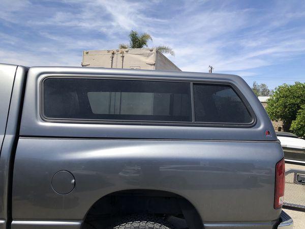 Dodge Ram Camper Macchina