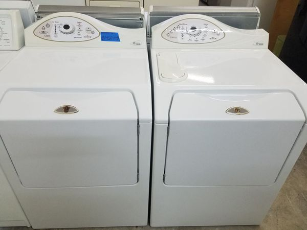 Maytag Neptune Washer And Electric Dryer Set For Sale In