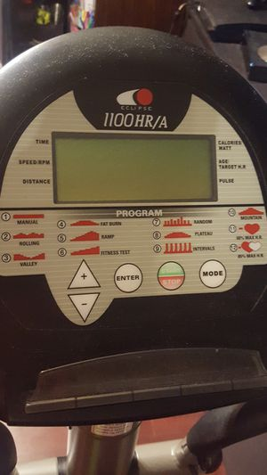 Eclipse Elliptical Machine for Sale in Austin, TX