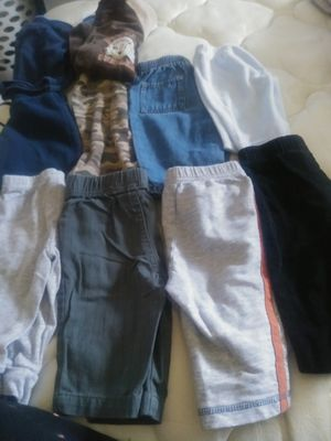 Baby Boy cloths 0 3 and 6 for Sale in Manassas, VA