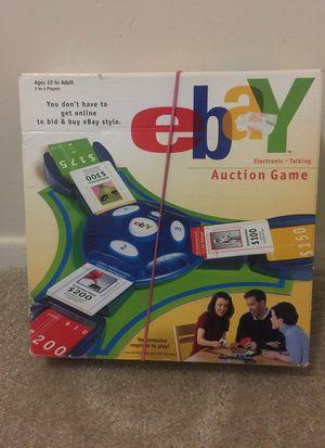 eBay Game for Sale in Laurel, MD