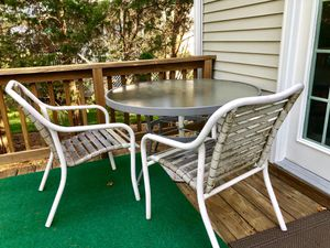 Patio furniture for Sale in Chantilly, VA