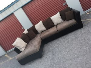 Terrific New And Used Sectional Couch For Sale In Tucson Az Offerup Creativecarmelina Interior Chair Design Creativecarmelinacom