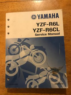 1999 Yamaha r6 Thumbnail