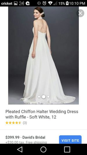 New And Used Plus Size Wedding Dresses For Sale In Valrico Fl Offerup