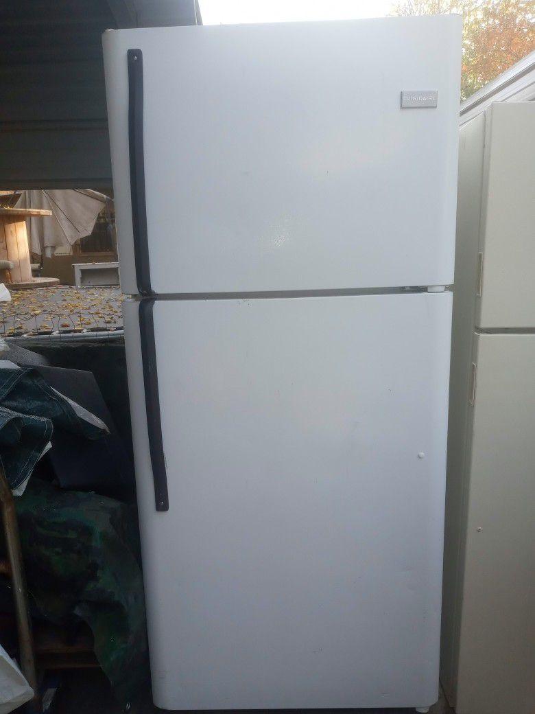 Top And Bottom Refrigerator