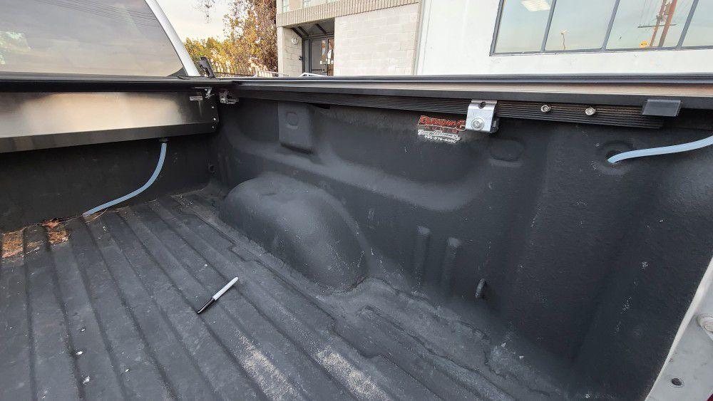 2009-22 Retractable Tonneau Cover Dodge Ram  5.8 Ft. Truck Bed Version 2