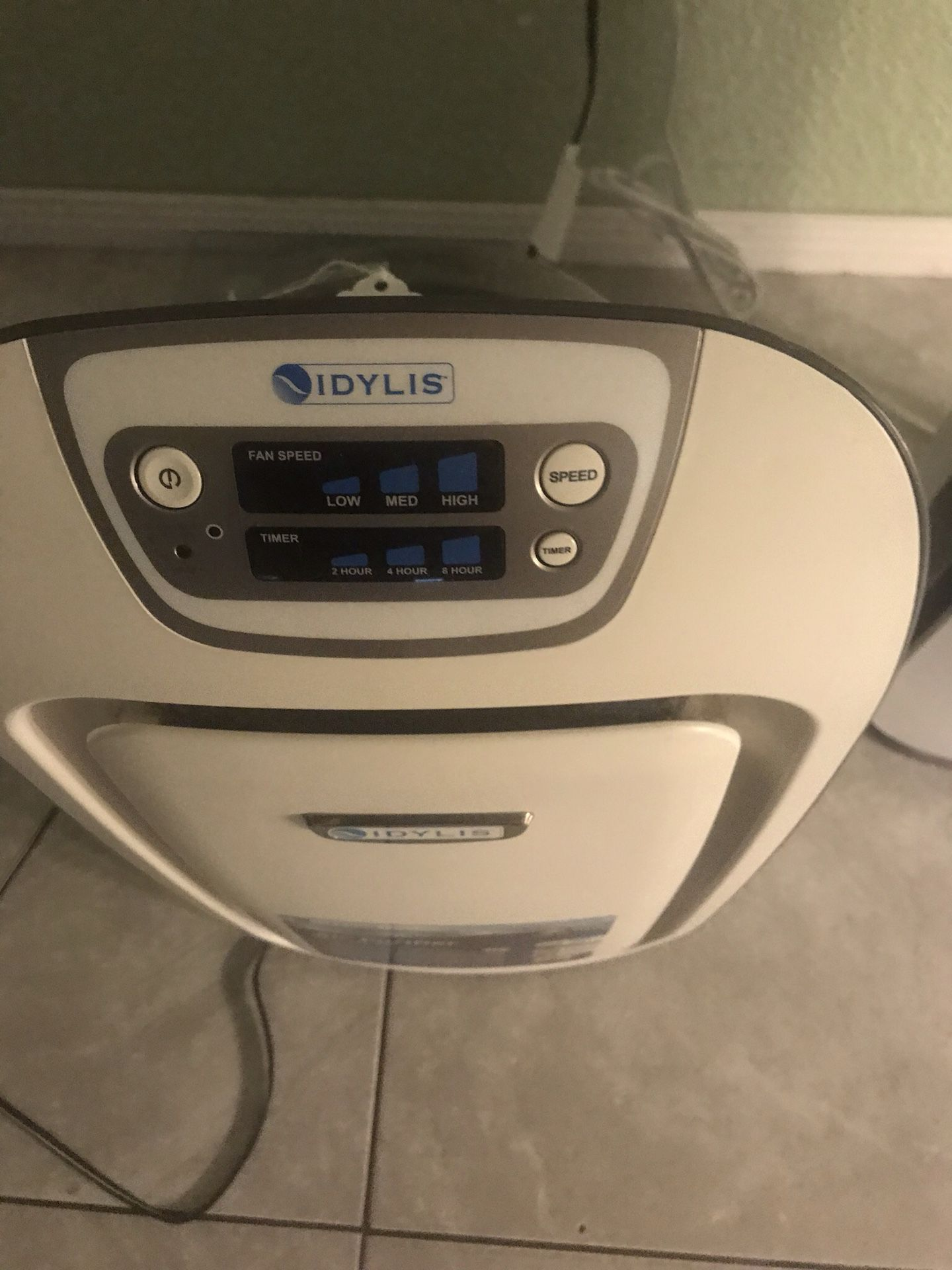 Alen Air Purifiers and Idylis Air Purifiers