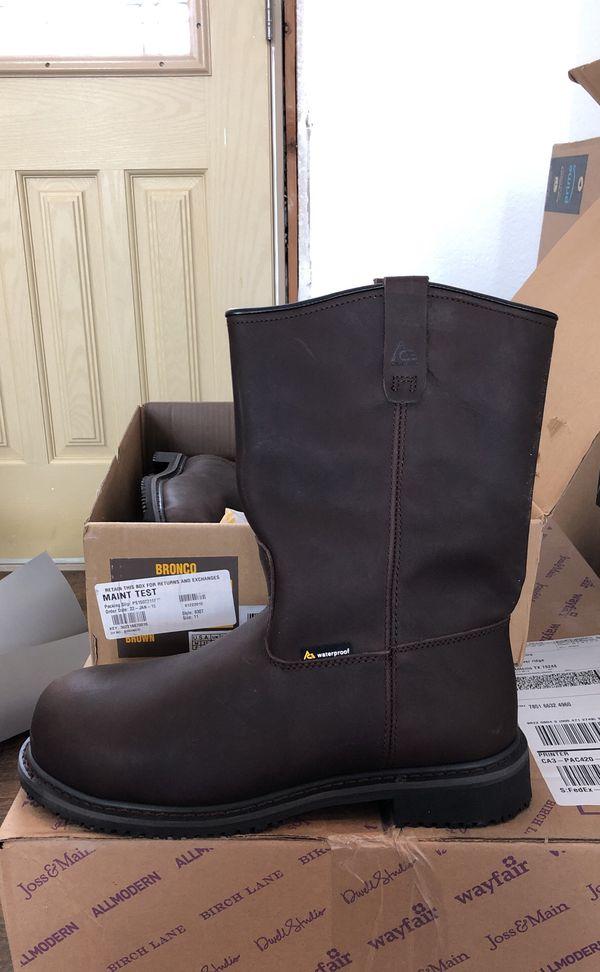 Work boots - No slip afd85a034773