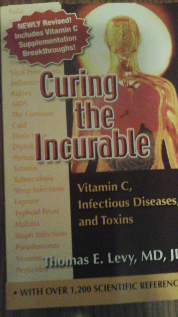 Health &Remedies Nutri Cures & Curing the Incurable Books $8.00